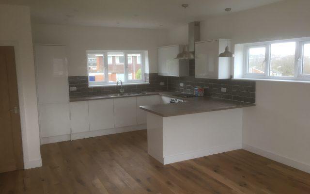 Honiton Kitchen & Floor Installation