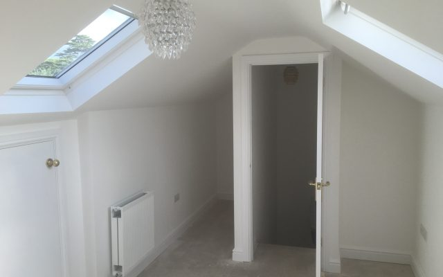 Stoke Cannon Loft Conversion